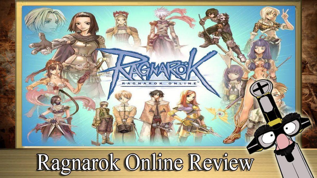 รีวิวเกมส์Ragnarok Online เกมส์แนวMMORPG