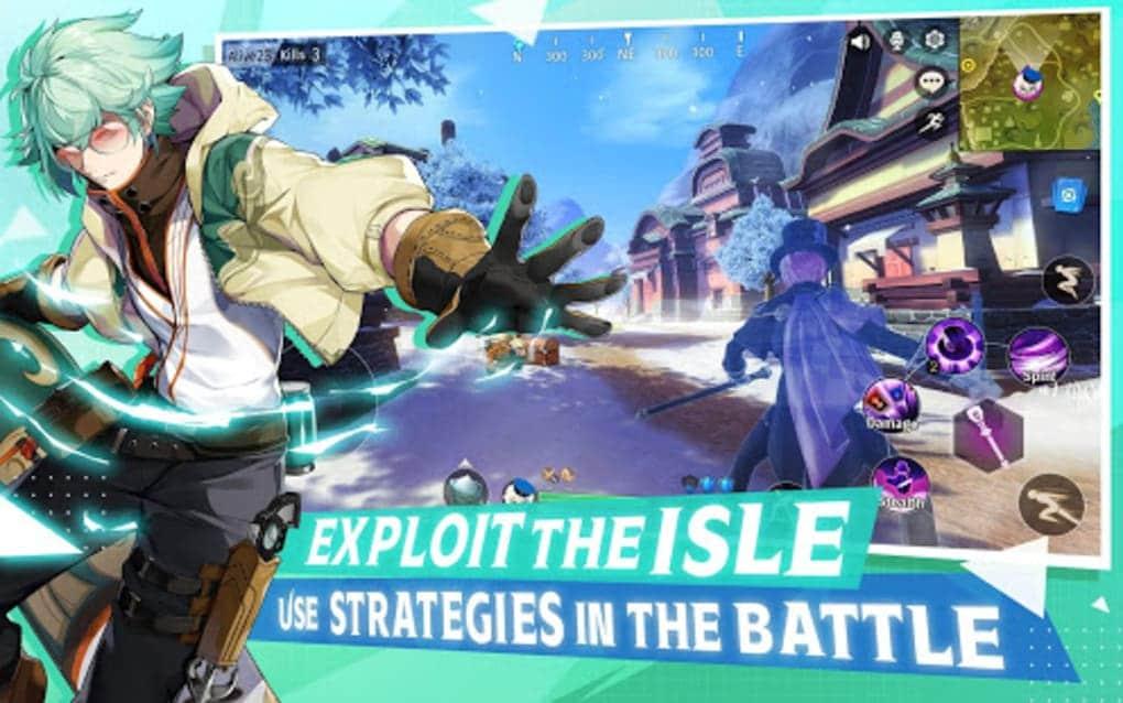 รีวิวเกมส์Eclipse Isle เกมส์ออนไลน์ เกมส์MOBA