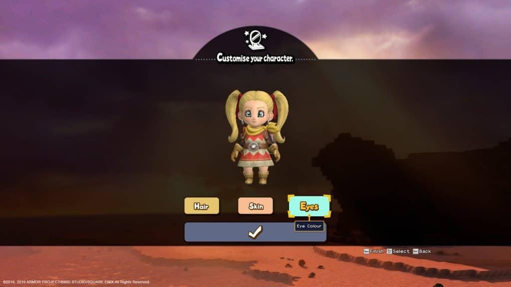 รีวิวเกมส์Dragon Quest Builders 2
