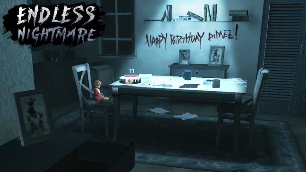 รีวิวเกมส์Endless Nightmare เกมส์แนวสยองขวัญ เกมส์ผีแนวใหม่